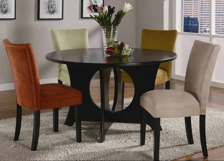 Castana Collection 101661 Casual Dining Table Set Coaster