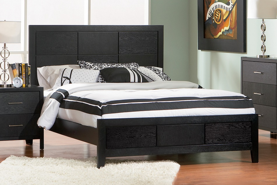 Grove Collection 201651q Coaster Queen Bed Frame
