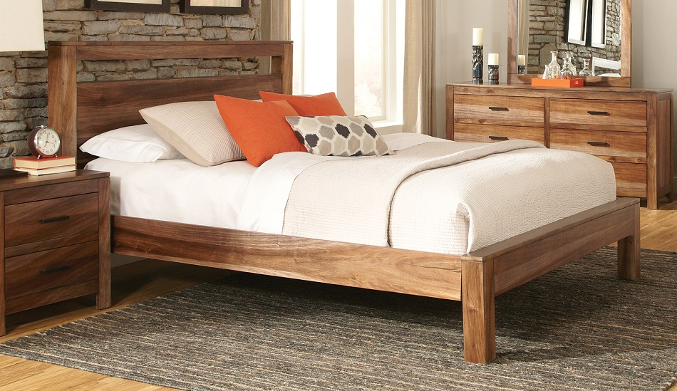 Peyton Collection 203651kw Coaster California King Bed Frame