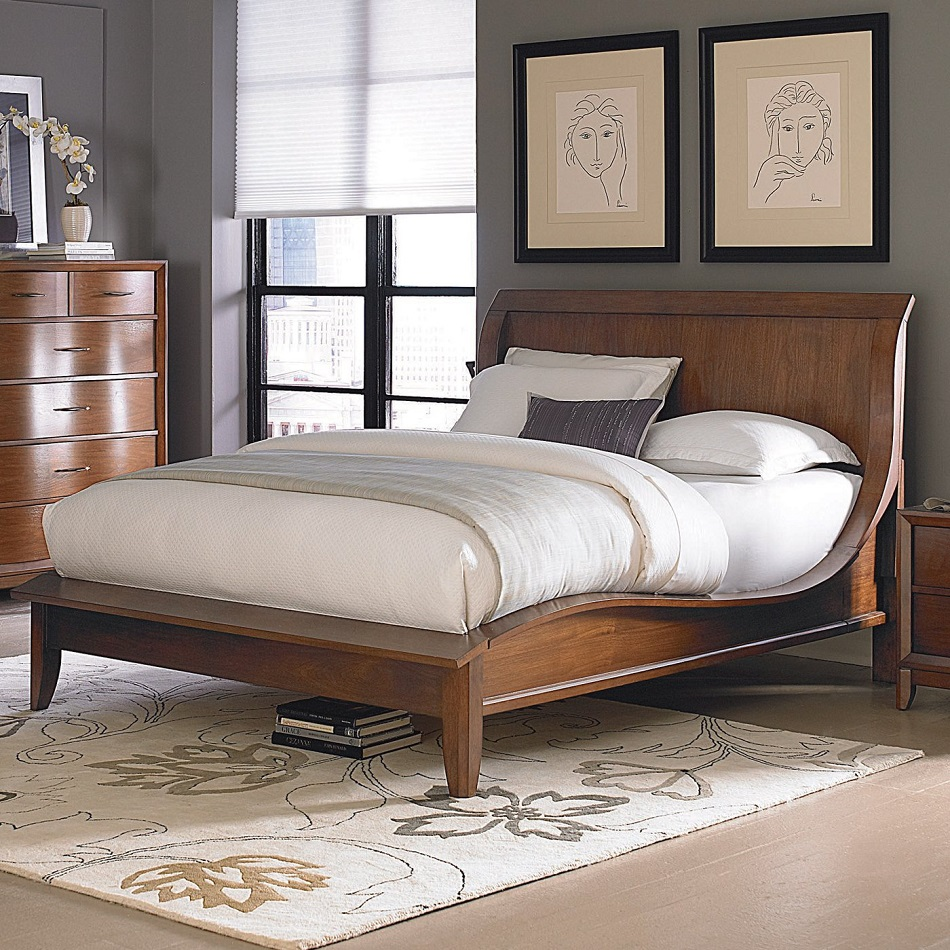Kasler Collection 2135 Home Elegance California King Bed Frame