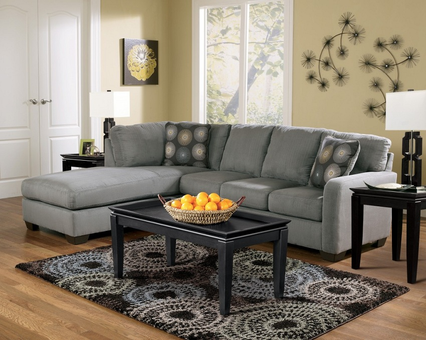 Zella Charcoal Collection 70200 Ashley Furniture Living