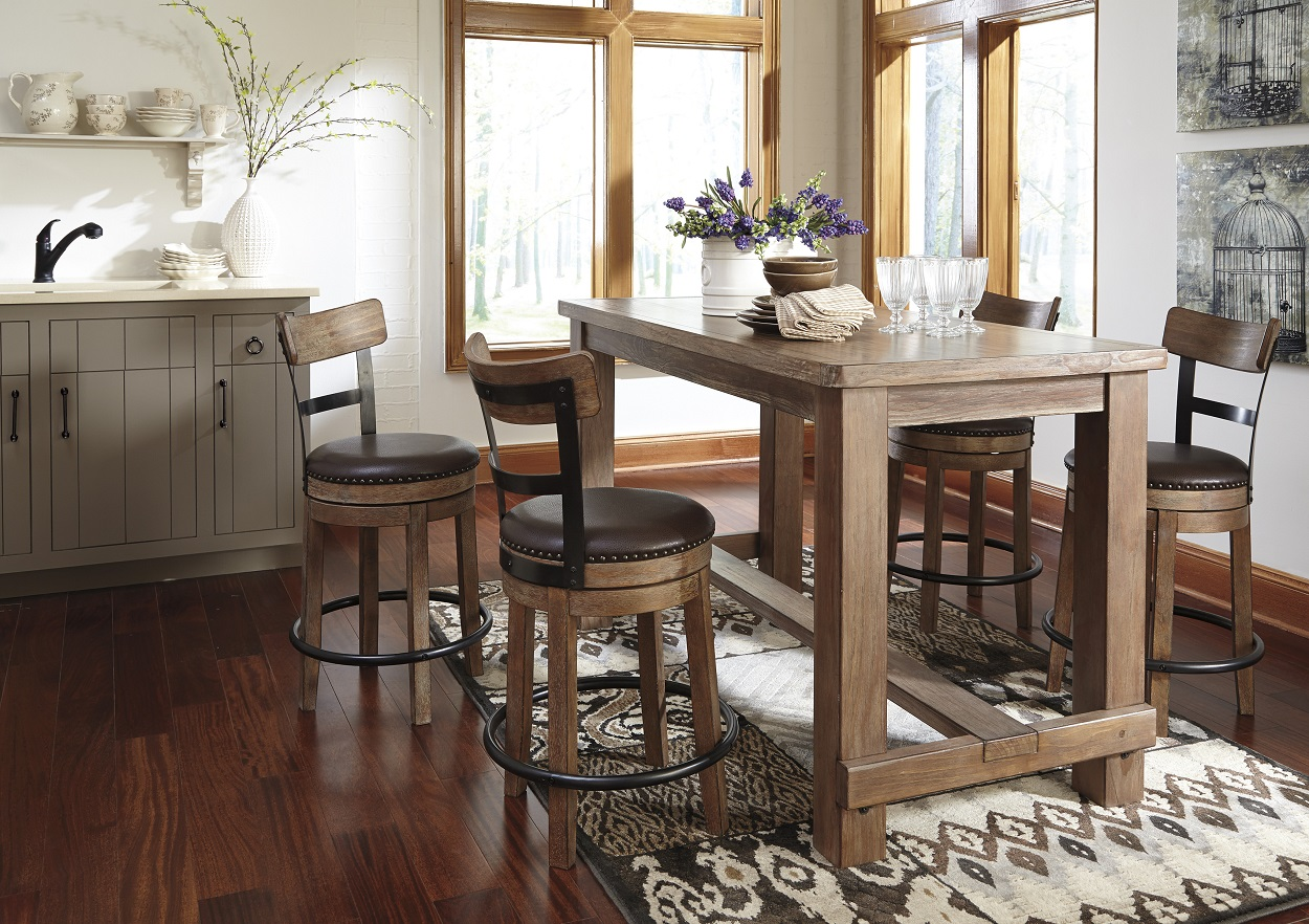 The Rustic Beauty Of Vintage Casual Design Comes To Life