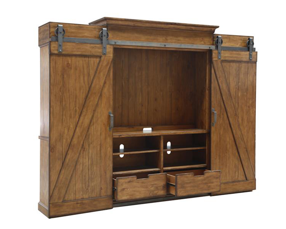 Harper Farm Magnussen Collection E3269 Entertainment Wall Unit