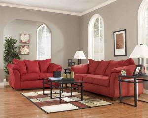 Cozumel Collection Sofa & Loveseat Set
