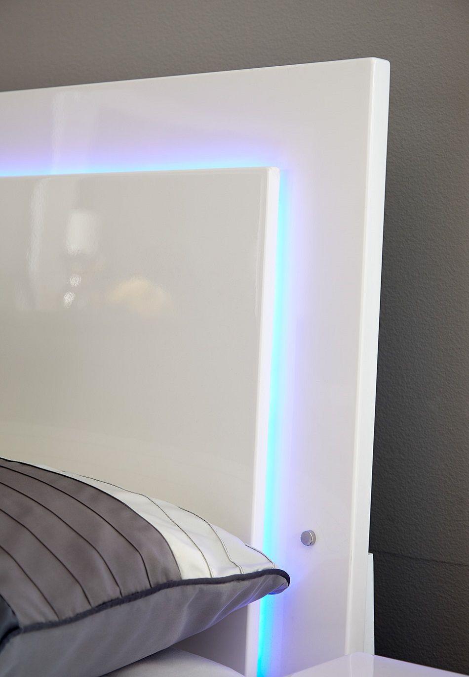 Coaster Furniture Felicity 203500 Whitemodern Bedroom Set