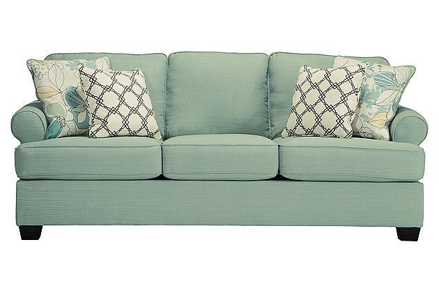 Ashley Furniture Daystar Seafoam Collection 28200 Sofa