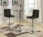 Chelsea Collection 102553 Bar Height Dining Table Set