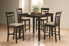 Rhode Island Collection 150041 Counter Height Dining Table Set