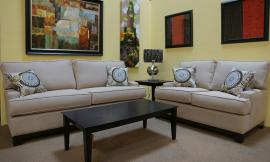 Style 1552 Collection (FULLY CUSTOMIZABLE) Sectional or Sofa