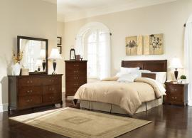 Tatiana Collection 202391 Espresso Bedroom Set