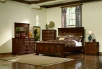 Edgewood Collection 202621 Cherry Bedroom Set