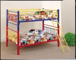 Owen Collection 2048 Multiple Color Twin/Twin Bunk Bed