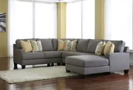 Chamberly-Alloy Collection 24302-17 Sectional Sofa