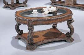 Azusa Collection 3892 Coffee Table Set
