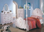 Norma Collection 400100 Youth Poster Bedroom Set