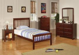 Barker Collection 400290 Youth Twin Bedroom Set