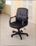 Canyon Lake Collection 4228 Black Office Chair
