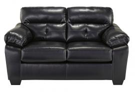 Bastrop Durablend-Midnight Collection 44601 Loveseat