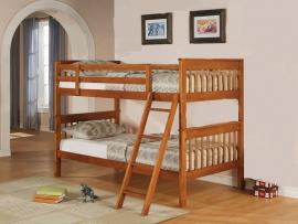 Derek Collection 460233 Twin/Twin Bunk Bed