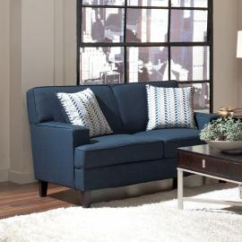 Finley Collection 504322 Loveseat