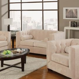 Alexis Collection 504392 Loveseat
