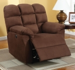 Pouncy Collection 600417 Power Recliner