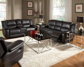 Lee Collection 601061 Reclining Sofa & Loveseat Set