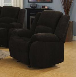 Gordon Collection 601463 Dark Brown Recliner