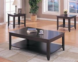 Halen Collection 700285 Coffee Table Set