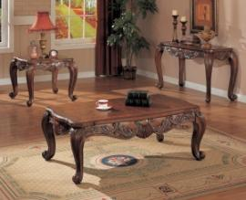 Athens Collection 700468 Coffee Table set