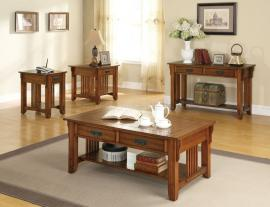 Rivers Collection 702008 Coffee Table Set