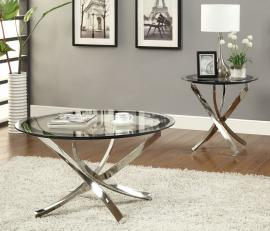 Janet Collection 702588 Coffee Table Set