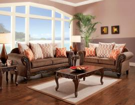 Bechet Collection 7625 Sofa & Loveseat Set