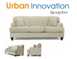 Elsa Custom Sofa by Urban INnovation