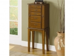 Classic Walnut Collection 900126 Jewelry Armoire