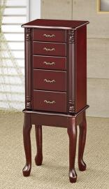 Classic Queen Anne Collection 900144 Jewelry Armoire