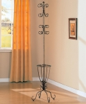 Liquid Metal Collection 900805 Coat Rack