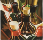 Wine Collection 960375 Oil Painting