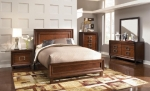 Randol Collection B190 Mahogany Bedroom Set