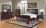 Abigail Collection B195 Bedroom Set