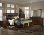 Avalle Collection B2089 Bedroom Set