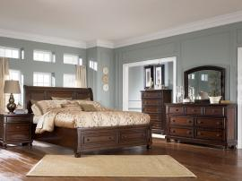 Porterhouse Collection B697-57 Traditional Storage Bedroom Set