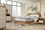 Cadillac Collection B703 Modern Platform Bedroom Set