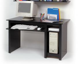Black Computer Desk BDD2948