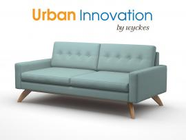 Luna Custom Sofa by Urban Innovation