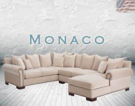 Monaco Collection Costumizable Sectional