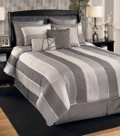 Converse Pewter Collection 9 Pc. Bedding Set