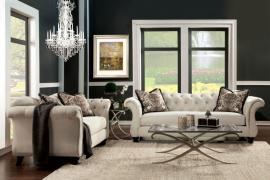 Antoinette Collection SM2221 Sofa & Loveseat Set