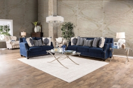 Cornelia Collection SM3071 Sofa & Loveseat Set