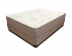 Solitaire Plush SilverRest Mattress Set